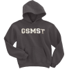 Classic Grey GSMST Hoodie: Small