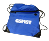 GSMST Drawstring Gym Bag