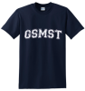 GSMST Classic Navy T-Shirt: Small