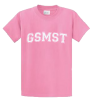GSMST Classic Pink T-Shirt: Large