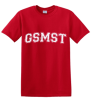 GSMST Classic Red T-Shirt: Small
