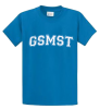 GSMST Classic Blue T-Shirt: Small